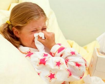 Алергічний кашель у дітей, симптоми, причини, лікування
