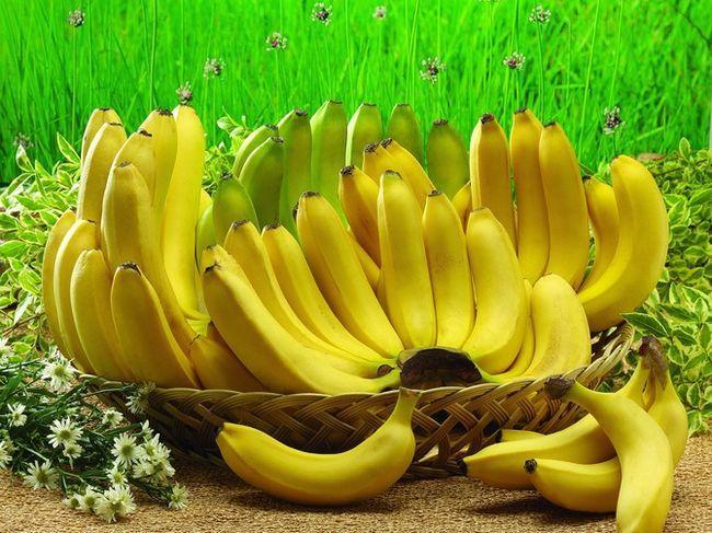 Банани при гастриті