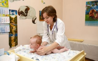 Деформуючий остеохондроз великогомілкової кістки у дітей
