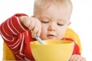 Дієта при дисбактеріозі у дітей