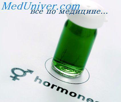 Регуляція секреції гормонів. Негативний зворотний зв`язок при секреції гормонів