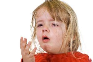 Фізичні методи лікування дітей при захворюваннях органів дихання