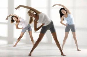 Фізичні вправи для схуднення для жінок