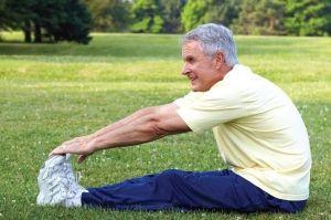 Фізичні вправи в літньому віці
