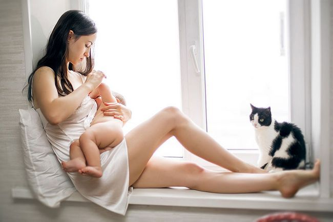 Геморой після пологів при грудному вигодовуванні
