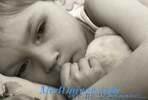 Гіперрефлексія сечового міхура у дітей. Синдром хінман