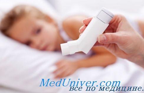 Глюкокортикоїди (преднізолон) при дитячій астмі. Теофілін в лікуванні астми