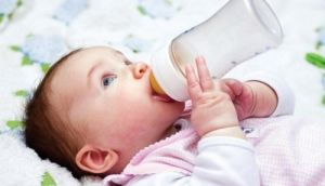 Графік годування новонародженої дитини до року
