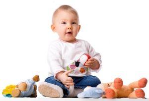 Ігри з дитиною у віці від 1 року до 3 років