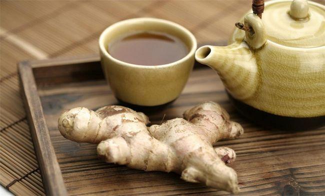 Імбирний чай при панкреатиті