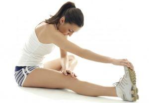 Йога колінних суглобів
