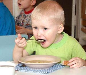 Як правильно харчуватися дошкільнику