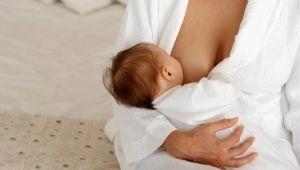 Як відбувається грудне вигодовування