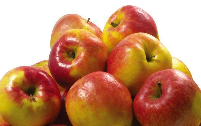 Яблука при гастродуоденіті