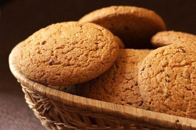 Вівсяне печиво при гастриті