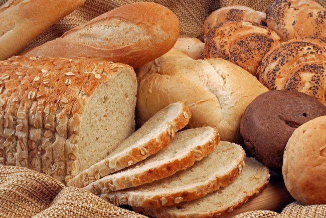 Який хліб при гастриті?