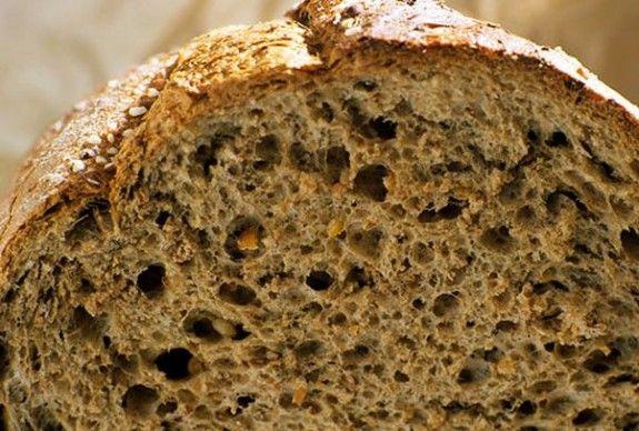 Цільнозерновий хліб при панкреатиті