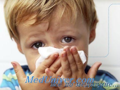 Клініка і діагностика алергічного риніту