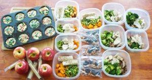 Кількість їжі і режим харчування