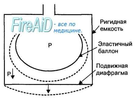 Зміна обсягу легких під час вдиху і видиху. Функція внутриплеврального тиску. Плевральное простір. Пневмоторакс.