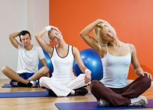 Лікувальна гімнастика: вправи