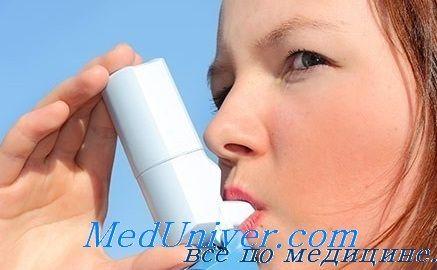 Ліки для зняття нападу бронхіальної астми у дітей. Невідкладна допомога при астмі