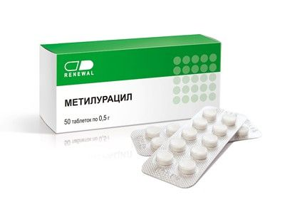 Метилурацил при панкреатиті
