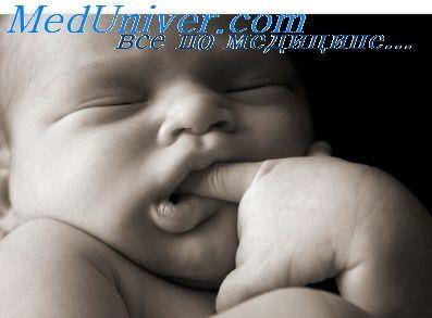 вени для пункції у новонародженого