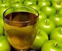 Яблучний сік при гастриті