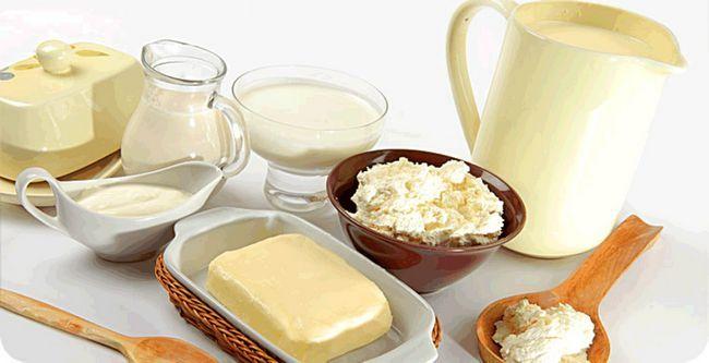 Молочне при панкреатиті