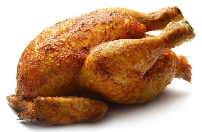 Чи можна при панкреатиті курку, курячі шлунки і сердечка?