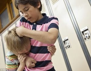 Насильство у дітей і підлітків