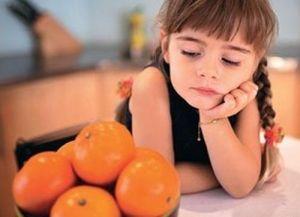 Непереносимість харчових продуктів: симптоми