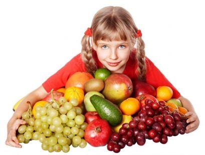 Чи потрібні дитині вітаміни?