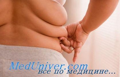 визначення ступеня ожиріння за формулою Брока