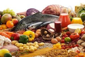 Основні продукти харчування людини: види, групи