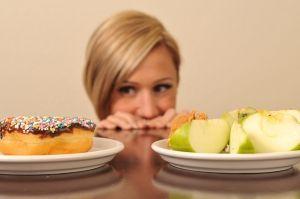 Остаточний голод і пристрасне бажання поїсти під час дієти