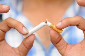 Відмова від куріння: наслідки, відновлення