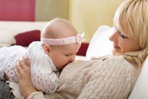 Відучення дитини від грудей