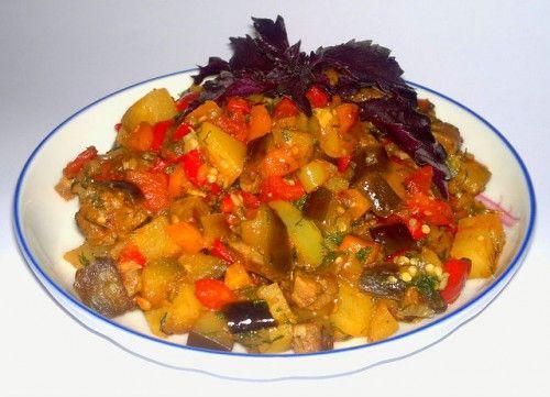 Овочеве рагу при панкреатиті