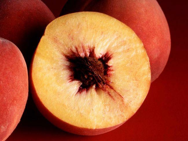 Персики при панкреатиті
