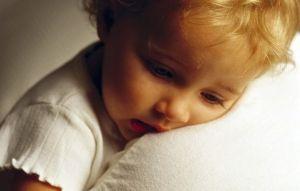 Перші ознаки хвороби дитини