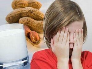 Харчова алергія у дітей старше 7 років