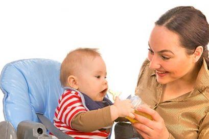 Харчові добавки та перехід від годування грудьми до харчування з пляшечки