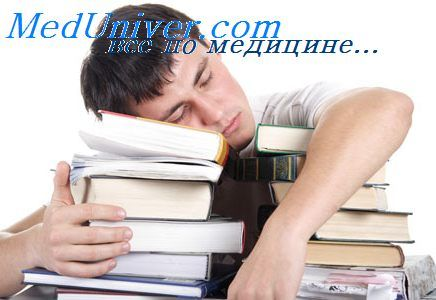 Поразка центрів сну. Медіатори сну і цикли сну-неспання