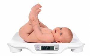 Втрата ваги новонародженої дитини після народження