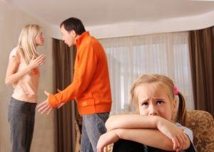 Проблеми в родині