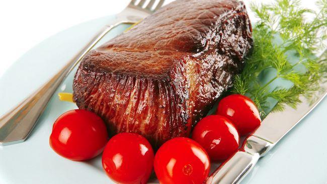 Рецепти з яловичини при панкреатиті