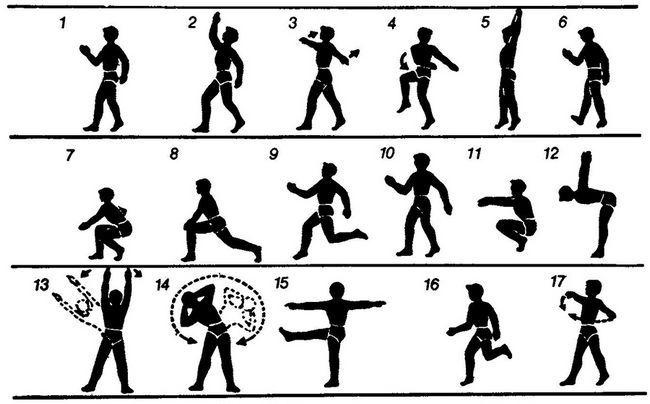 Самостійні заняття загально-фізичною підготовкою та їх роль