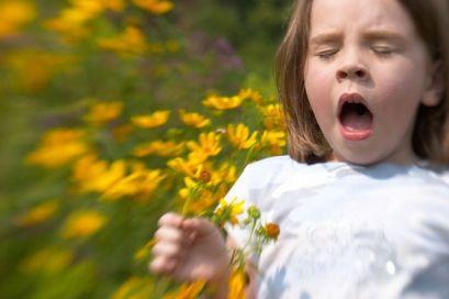 Сінна лихоманка у дітей, причини, симптоми, лікування